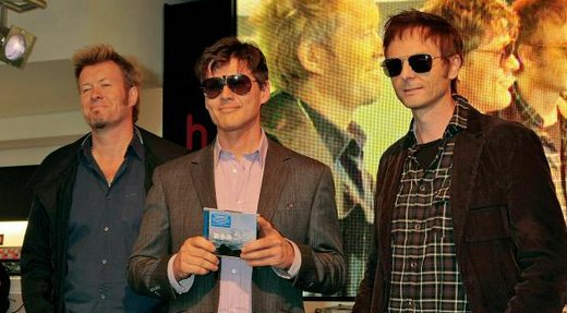 HMV signing session, 6 October 2010