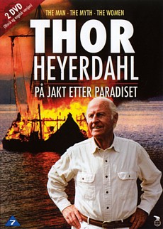 Thor Heyerdahl DVD cover