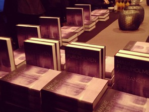 In Transit book launch at The Thief