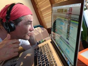 Morten in Brazil, 3 February
