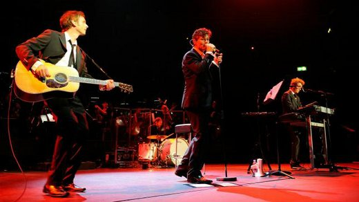 a-ha at Royal Albert Hall, 8 October 2010