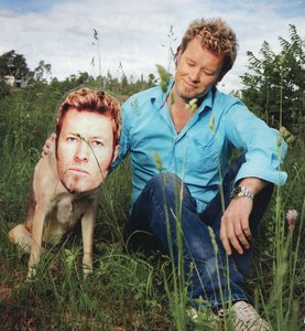 They say some dogs look like their owners. Magne's dog Kiz appears to be in a category of her own. (From Kamille, issue 17 - 2010)