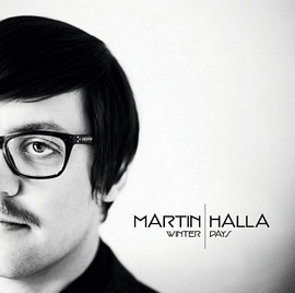 Martin Halla - Winter Days - album cover