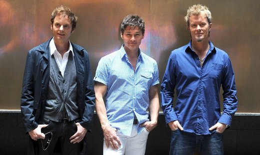 a-ha in Oslo, August 16th