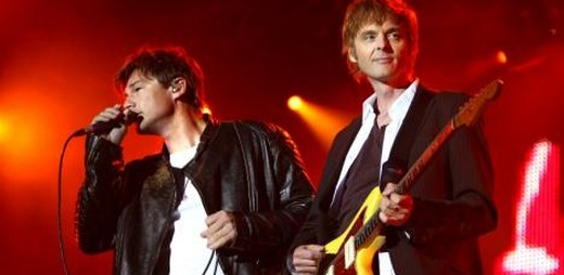 Morten and Paul at the Døgnvill Festival in 2007. Now they're coming back.
