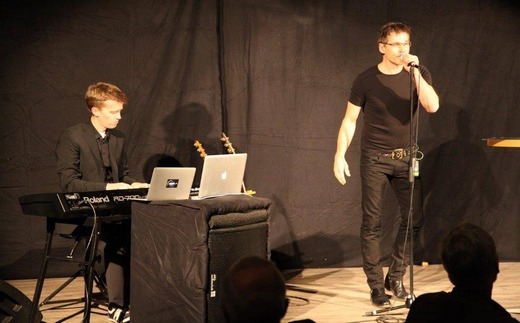 Morten performs in Hurum, October 24th