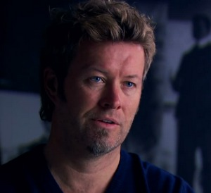 Magne interviewed in the documentary