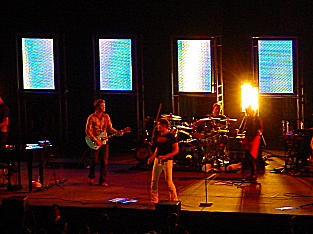 a-ha in Porto Alegre, Brazil (August 2002)