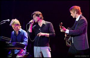 a-ha in Santiago (Picture by Carlos Muller)