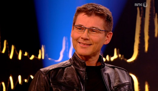 Morten on Skavlan, January 31st