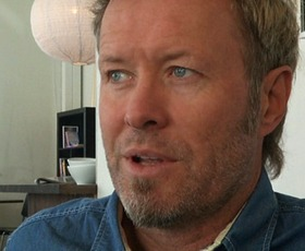 Magne interviewed by NRK in Fosnavåg, June 25th