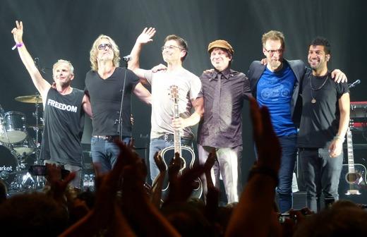 Karl Oluf Wennerberg, Lars Danielsson, Morten, Peter Kvint, Christer Karlsson and Vicky Singh