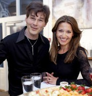 Morten and Pia