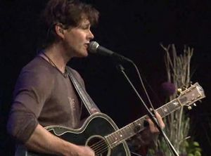 Morten performing at EVS 24