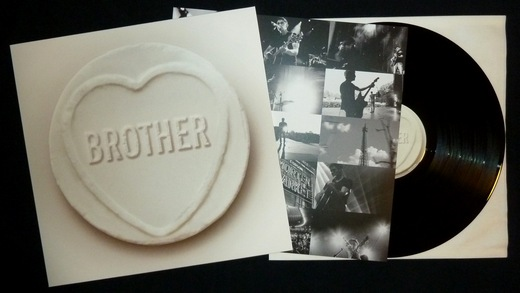 Brother limited edition vinyl