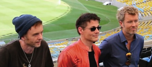 Back in December 2014, a-ha announced the Rock in Rio concert. Now they have more to tell us...