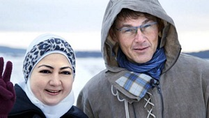 Raghad Kanawati and Morten
