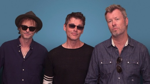 a-ha in the video clip on Universal's website