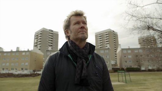 Magne returns to Manglerud where he grew up