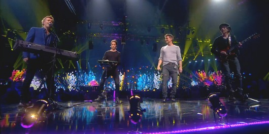 "a-ha and Kygo closing the Nobel Peace Prize Concert with ""Take On Me"""